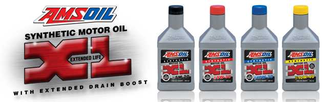 AMSOIL XL 10000 mile oil