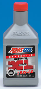 AMSOIL XL 5w30 Synthetic Motor Oil