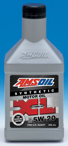 AMSOIL XL 5w20 synthetic motor oil
