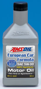 AMSOIL AEL European Oil 5w30
