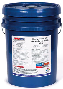 AMSOIL Biodegradable Hydraulic Oil
