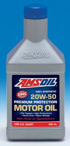 AMSOIL Premium Protection 20w50 (ARO)