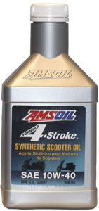 AMSOIL Scooter Oil