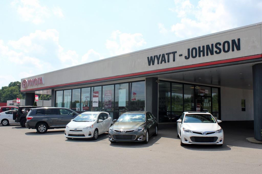 Wyatt Johnson Toyota | 1650 Wilma Rudolph Blvd, Clarksville, TN | (931) 645-8900